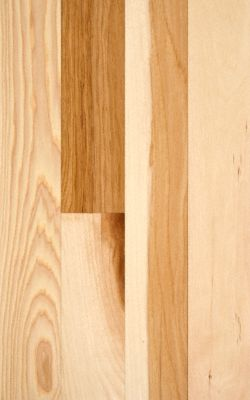 "3/4"" x 3"" Natural Hickory"